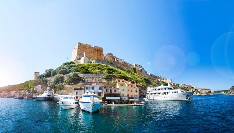 Location bateau Porticcio