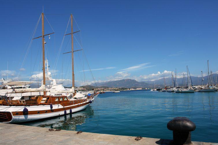 Location bateau Porticcio 2