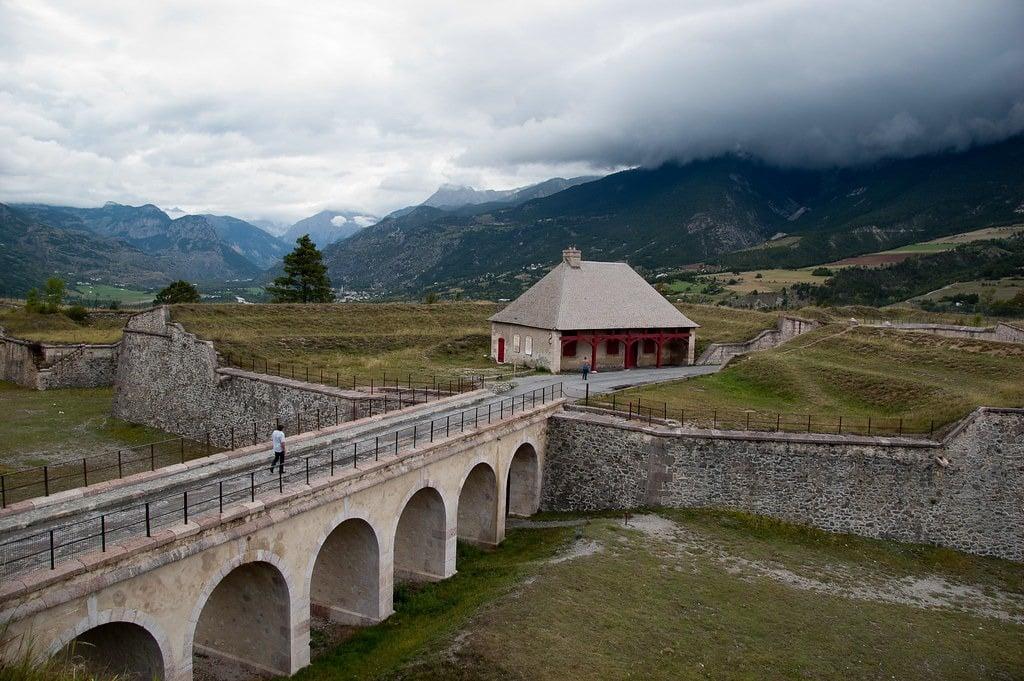 visiter Hautes-Alpes - Mont-Dauphin