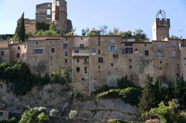 Où dormir à Montbrun-les-Bains ?