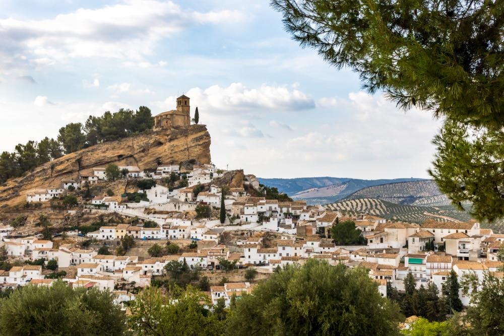 Villages d'Andalousie : Montefrío