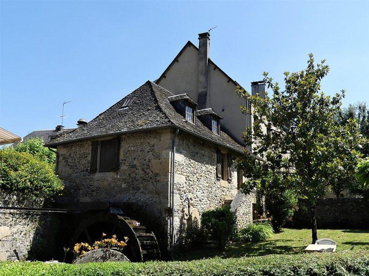 Moulin Sainte eulalie d'olt