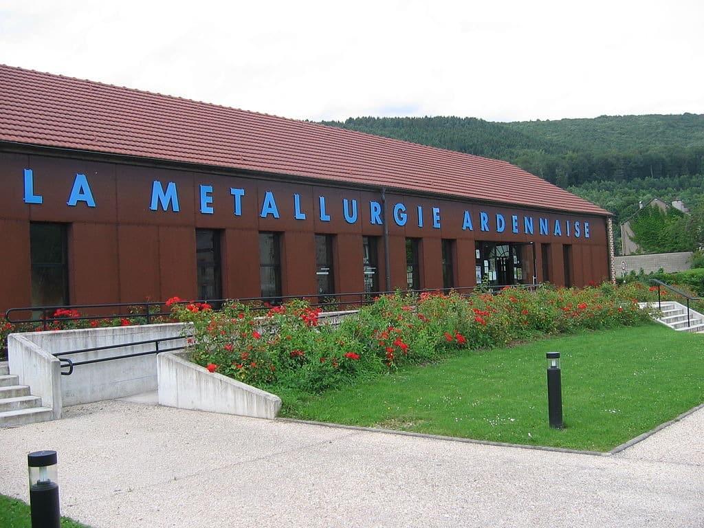 Musée de la metallurgie ardennaise