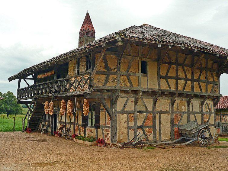 visiter Ain - Musée Ferme bressane