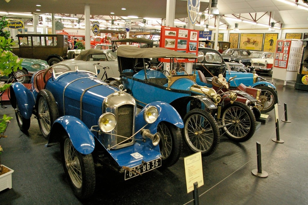 visiter Indre - Musée automobile