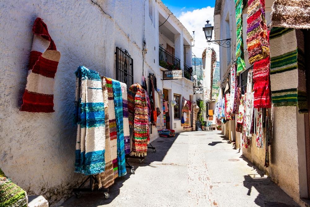 Villages d'Andalousie : Pampaneira