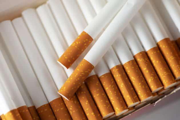 Le prix d'un paquet de cigarettes dans le monde