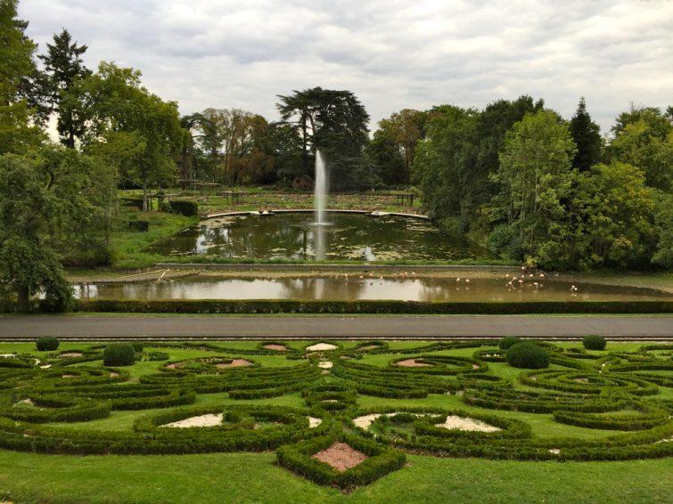 Parc floral La Source