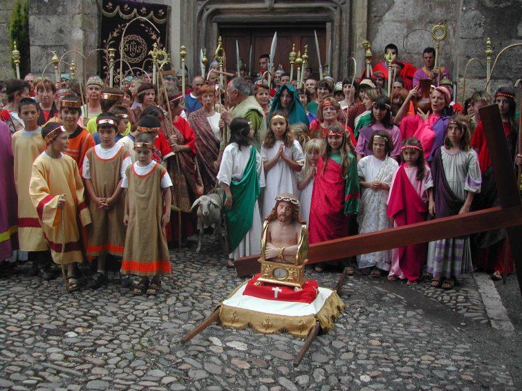 Procession Sainte Epine