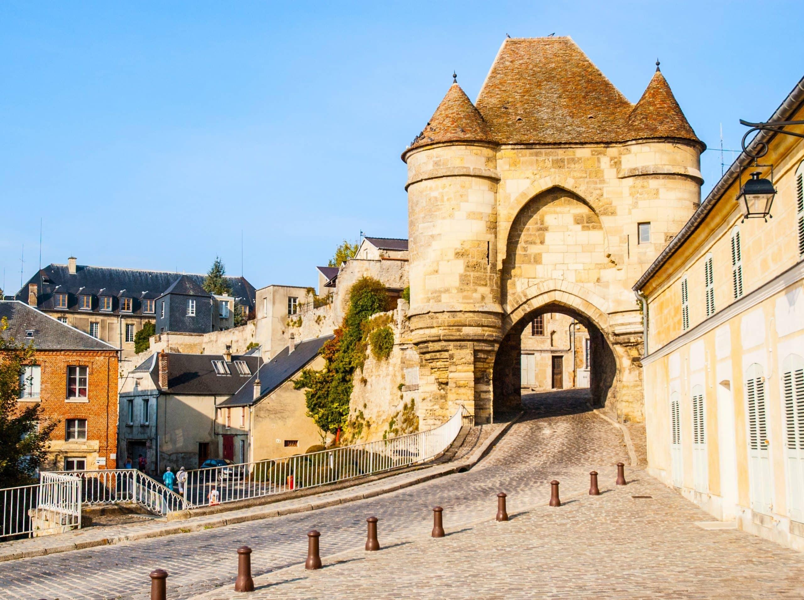 visiter Aisne - Rempart Laon
