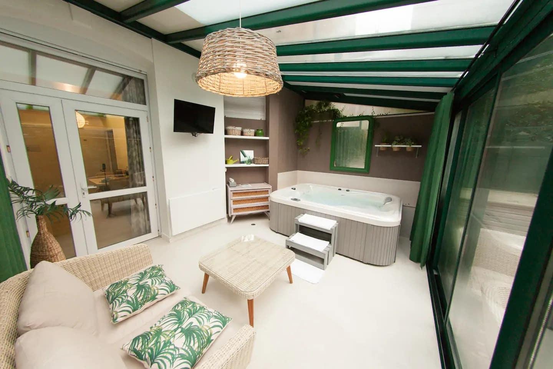 Appartement Jacuzzi Rennes