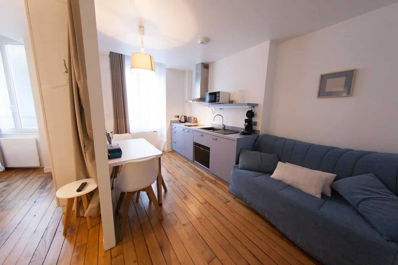 Appartement proche Gare Rennes