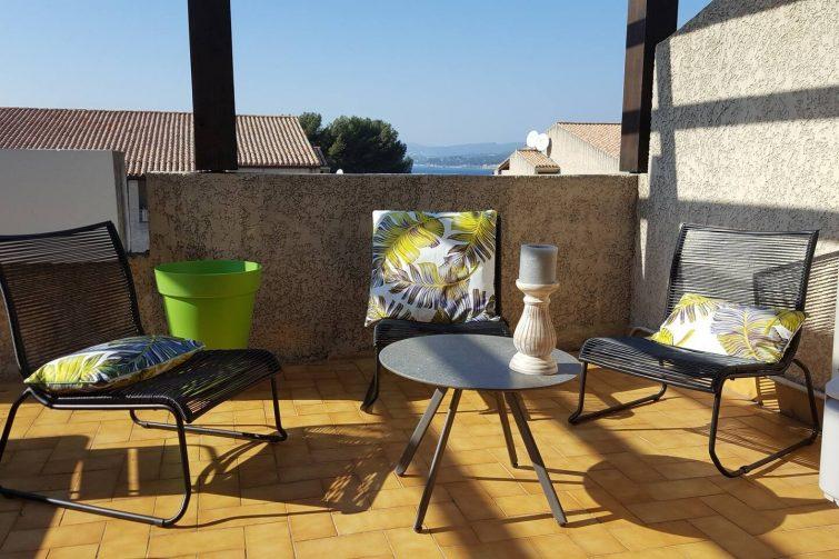 airbnb Saint-Cyr-sur-Mer - T3 ensoleillé Saint Cyr sur Mer