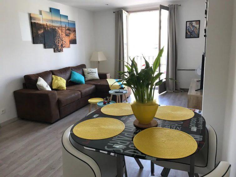 airbnb Saint-Cyr-sur-Mer - Appart cocooning Saint Cyr sur Mer