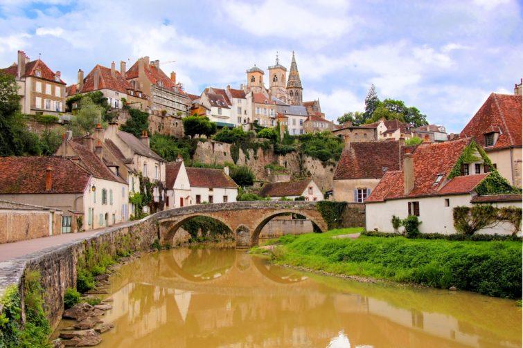 Semur-en-Auxois - visiter Bourgogne