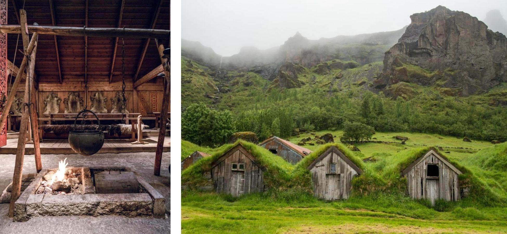 Vikings, Islande