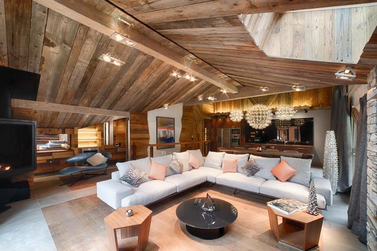 Cap Crystal Lodge