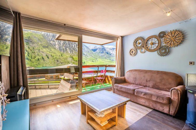 Airbnb Tignes - Au cœur de Tignes