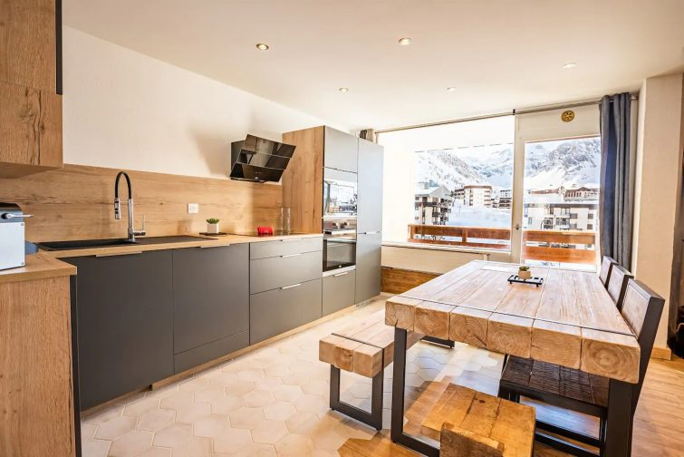 Grand appartement Tignes