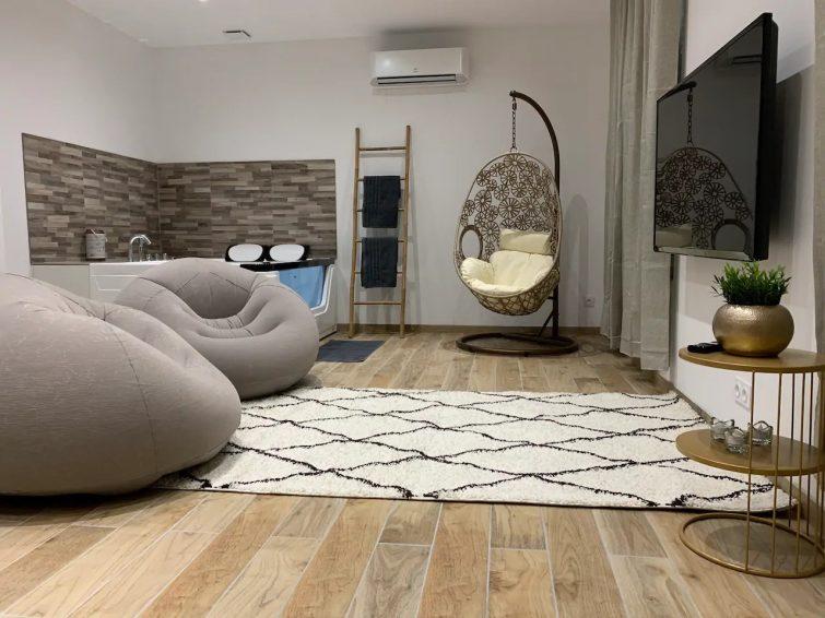Appartement Toulon avec Jacuzzi