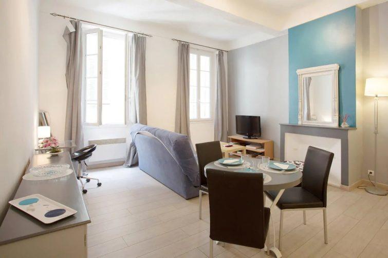 Appartement proche du port Toulon