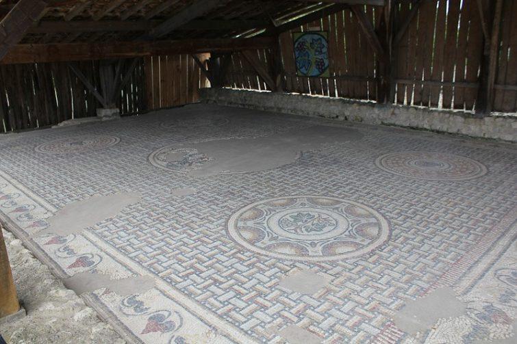 Villa gallo-romaine Seviac
