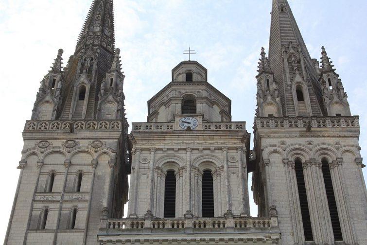 Cathédrale Saint Maurice, Angers