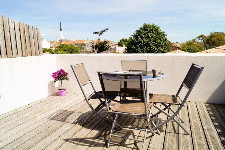 Appartement avec terrasse à Ars-en-Ré
