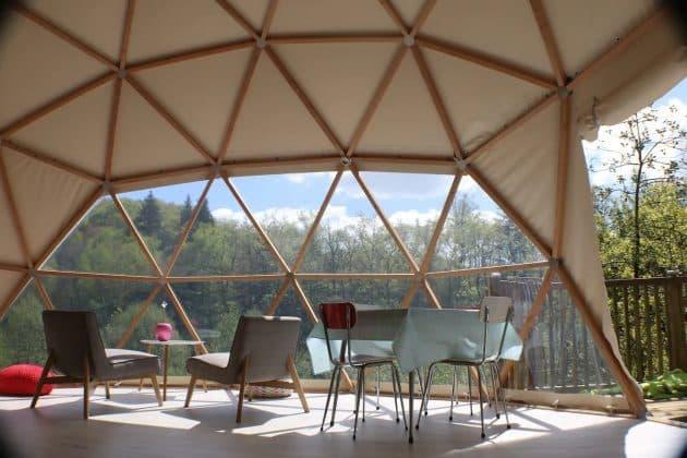 Les 6 plus belles cabanes dans les arbres en Auvergne