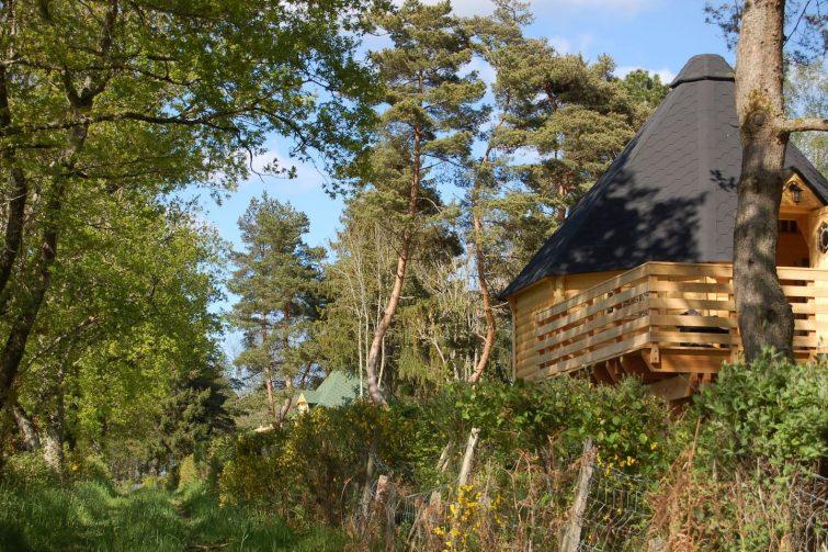La Cabane des Pinèdes