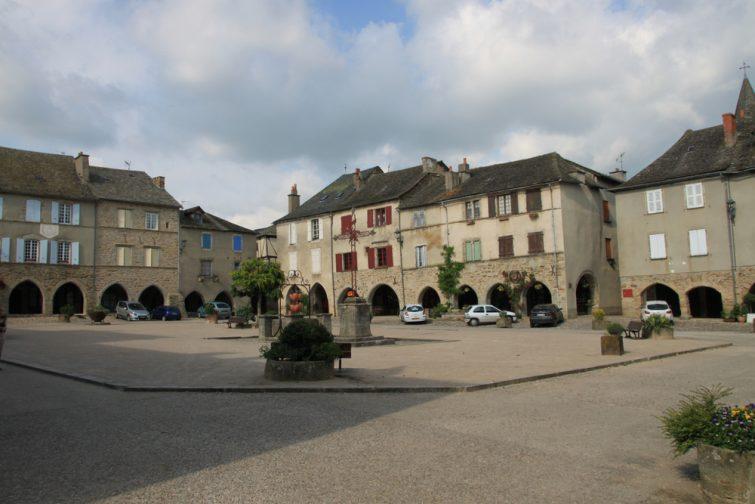 Sauveterre-en-Rouergue
