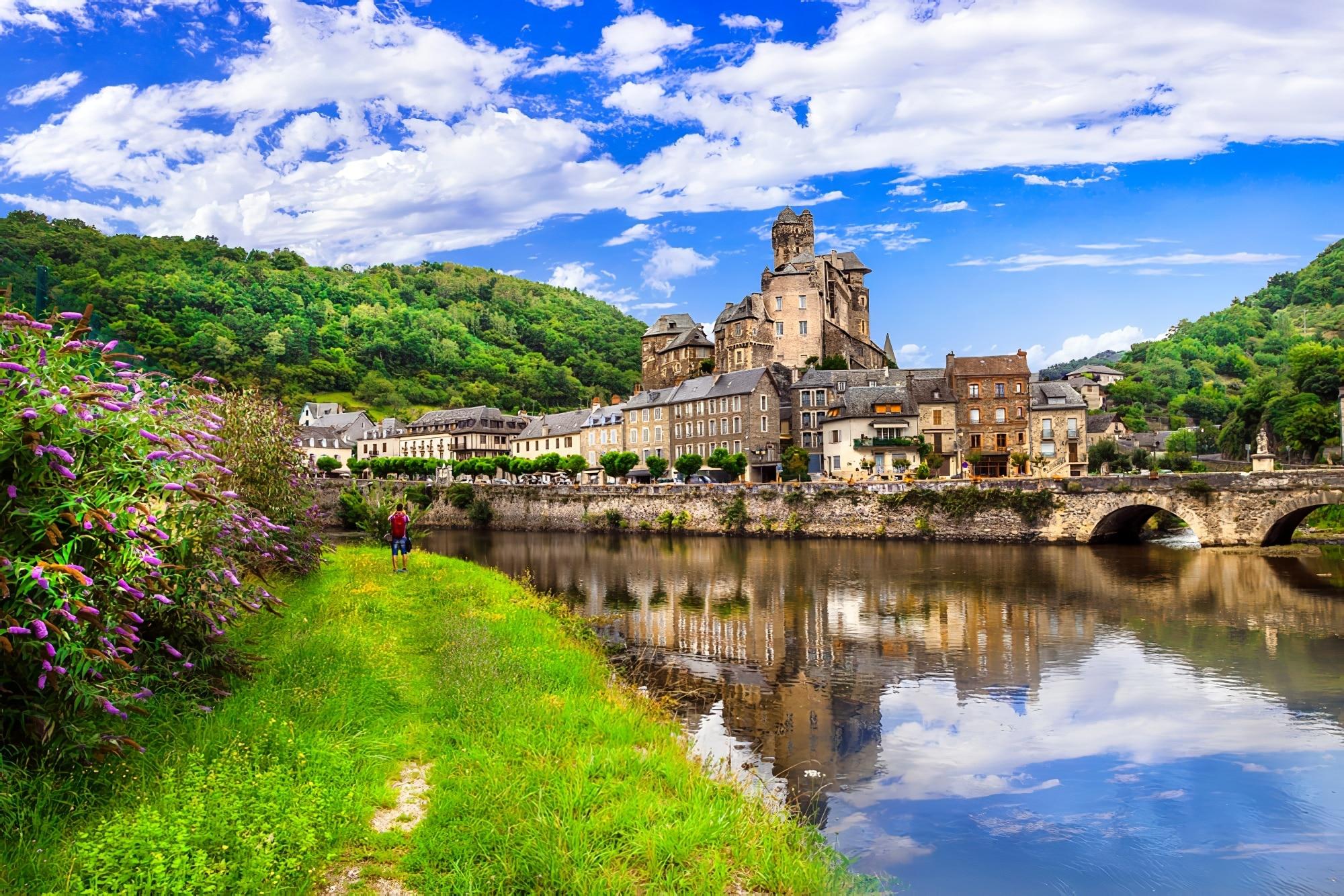 Visiter l'Aveyron