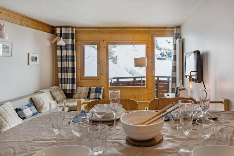 Appartement moderne et design avec vue panoramique