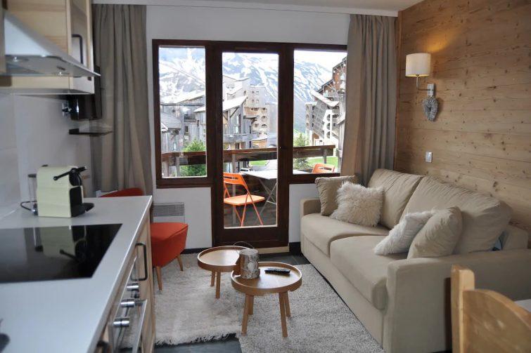 Appartement confortable au cœur d'Avoriaz