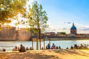 Balades autour de Toulouse