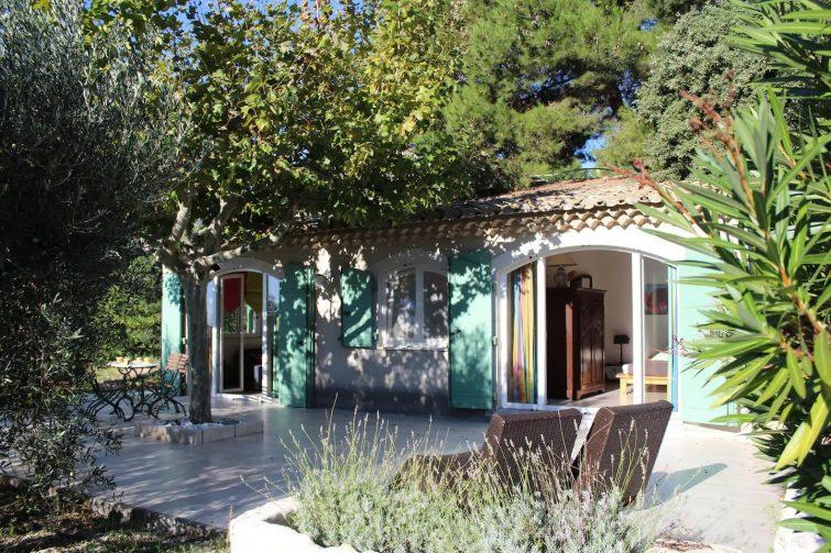 Airbnb Baux-de-Provence : Maison provençale près des carrières de Lumières