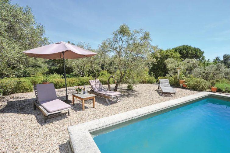 Airbnb Baux-de-Provence : Maison de campagne