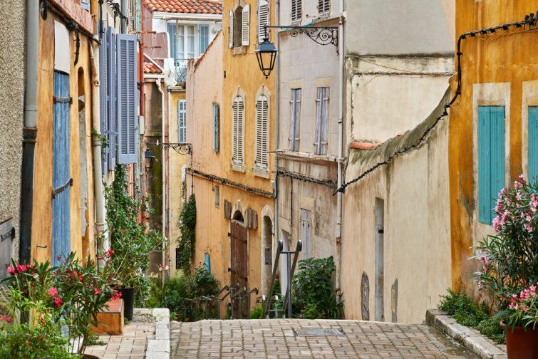 Le Panier, incontournable à visiter dans les Bouches-du-Rhône