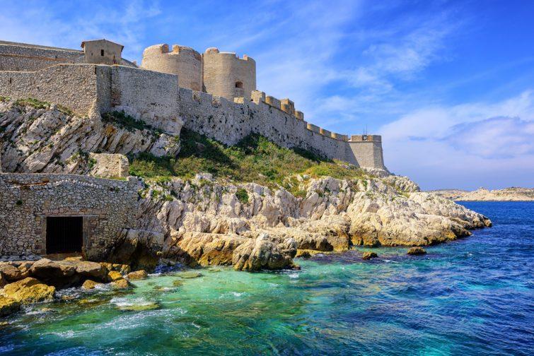 Visiter dans les Bouches-du-Rhône : Château d'If
