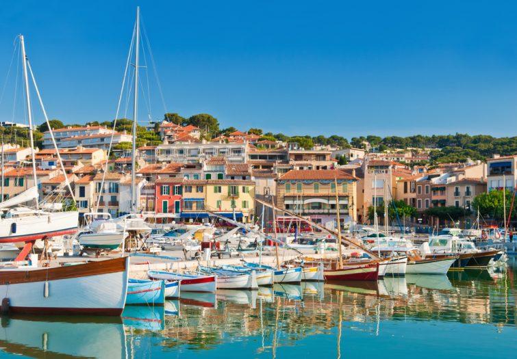 Visiter Bouches-du-Rhône : Cassis