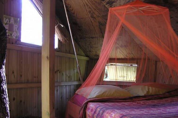 La Cabane perchée Baman