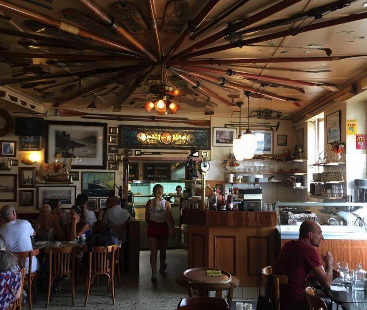 Café du commerce, Ars-en-Ré