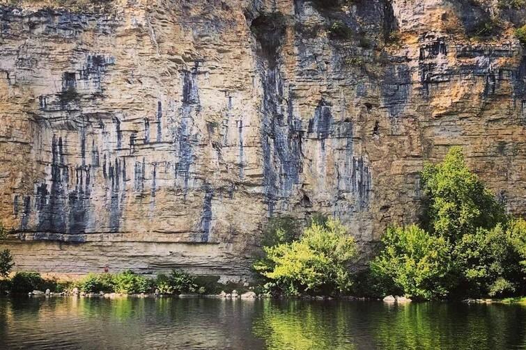 Canyon de Gluges