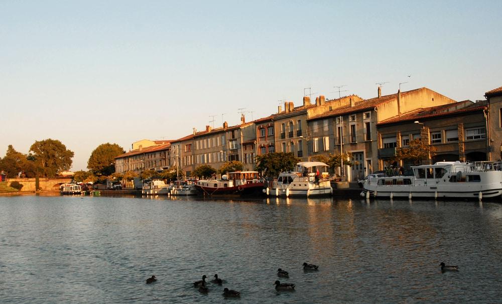 Balades autour de Toulouse : Castelnaudary