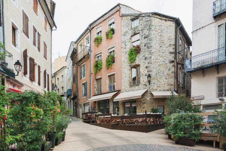 Visiter Aubenas : centre historique