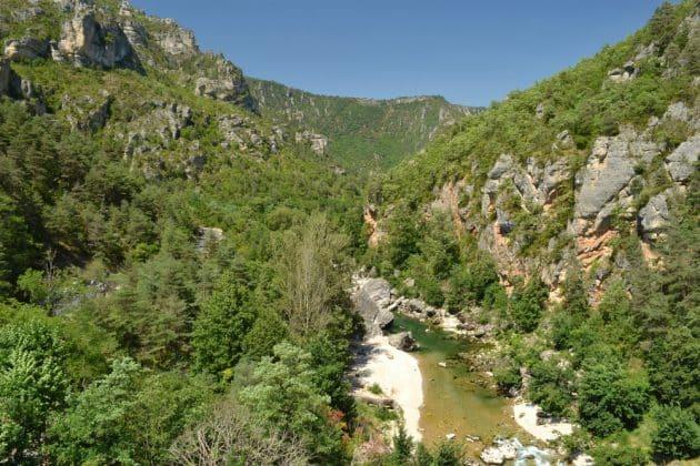 8 endroits où faire du canyoning dans les Cévennes