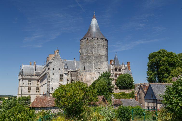 chateau chateaudun