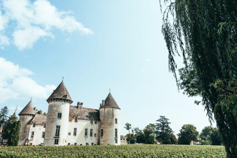 château de Savigny-les-Beaunes