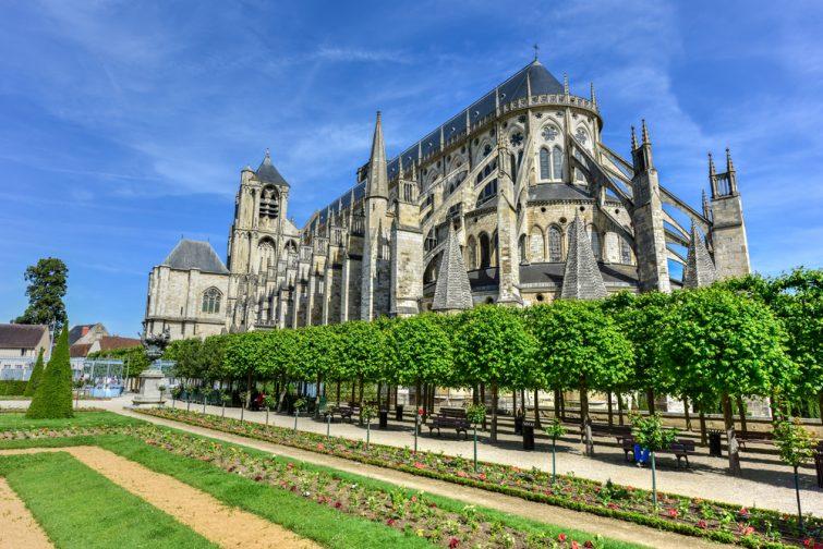 Cathédrale Saint-Étienne, Bourges