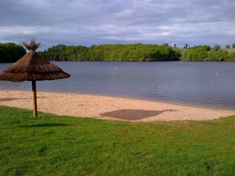 Lac de Sidiailles